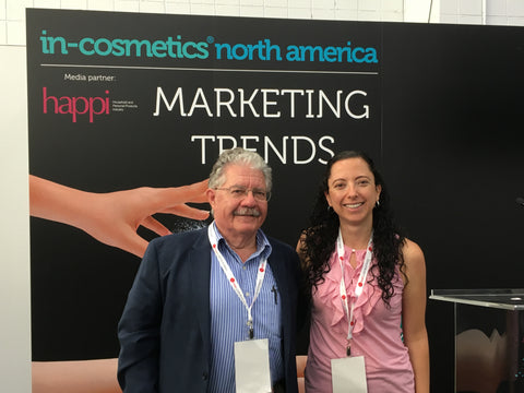 With Art Georgalas (Thrive product guru) at a conference in 2016
