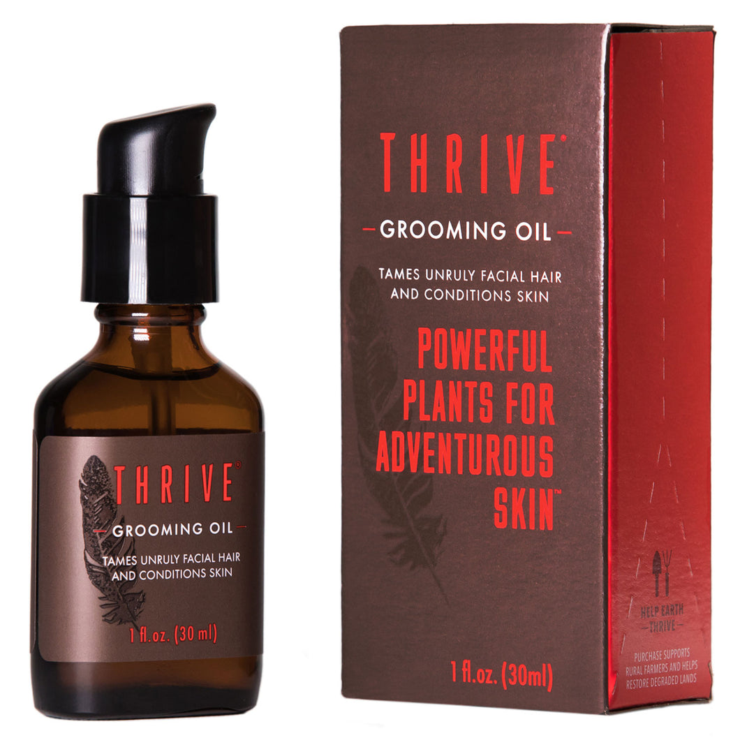Grooming Oil - 1 fl. oz. (30ml)