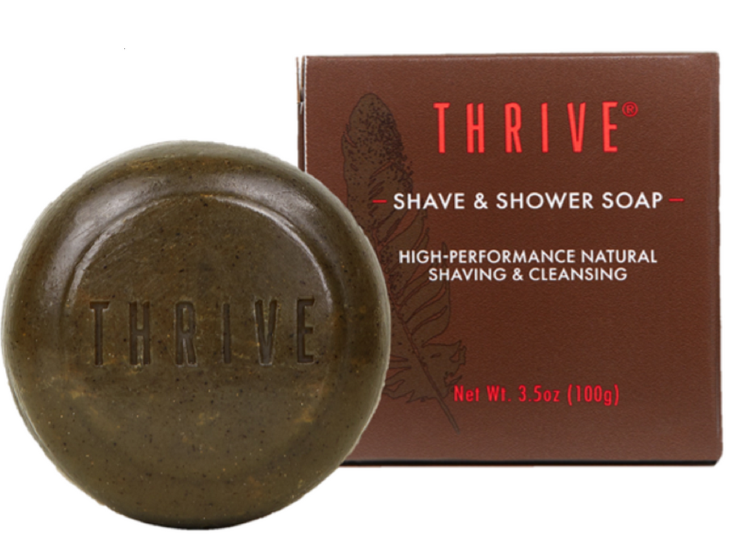 Shave & Shower Soap Bar