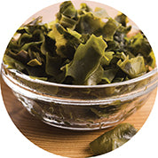 Wakame Brown Seaweed
