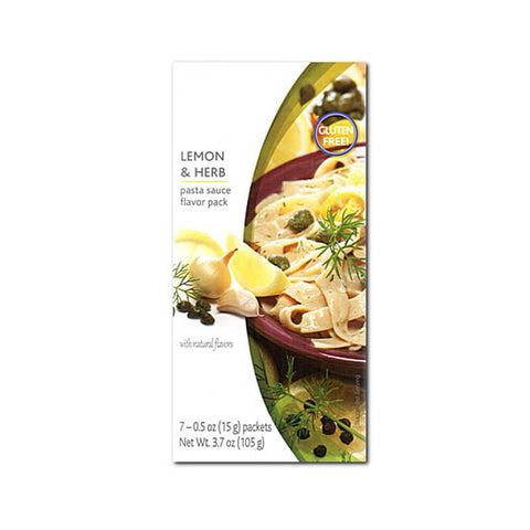 Lemon & Herb Pasta Sauce