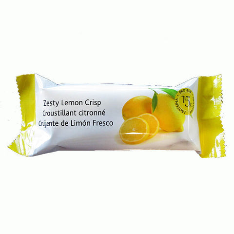 Zesty Lemon Protein Bar