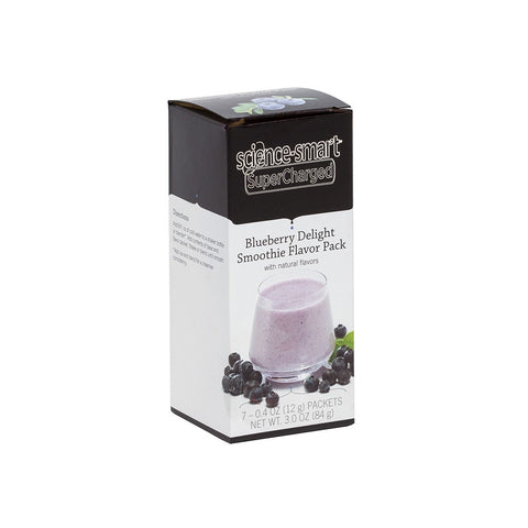 Blueberry Delight Smoothie Flavor Pack