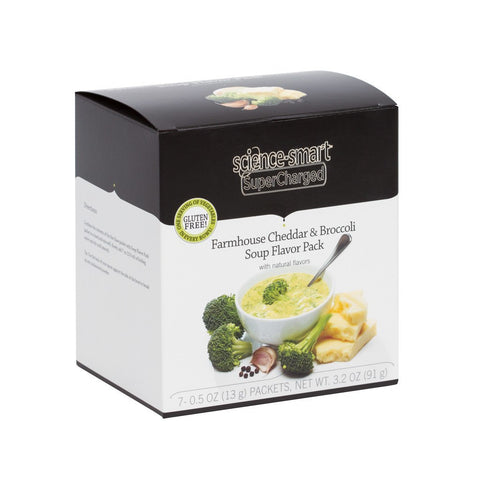 Farmhouse Cheddar and Broccoli Soup Flavor Pack