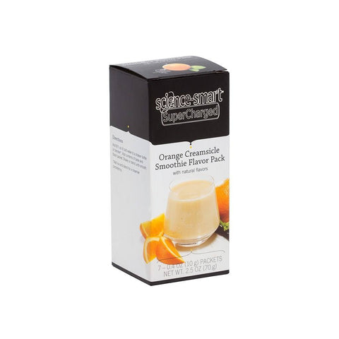 Orange Creamsicle Smoothie Flavor Pack