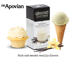 Flavor - Vanilla Bean Smoothie Flavor Pack