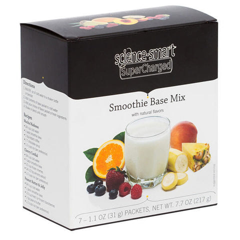 SuperCharged Smoothie Base Mix for Weight Loss