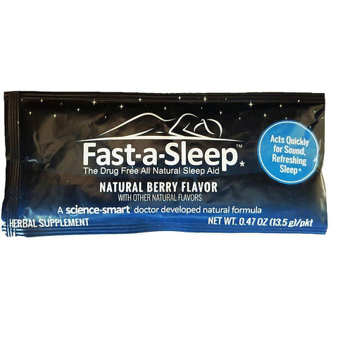 Fast-a-Sleep Supplement for Weight Loss