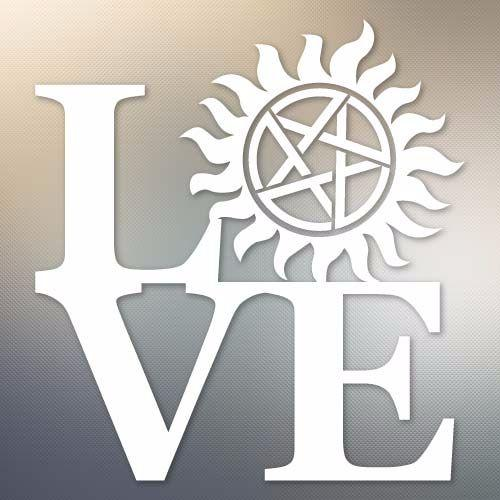 LOVE Supernatural # 976