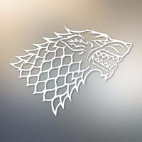 Starks Banner inspired Game of Throne #522