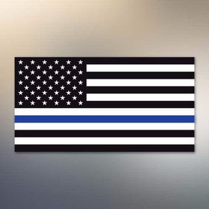 Police American Flag #bn2