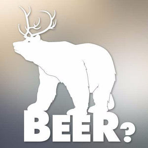 Beer? Bear and Deer #454