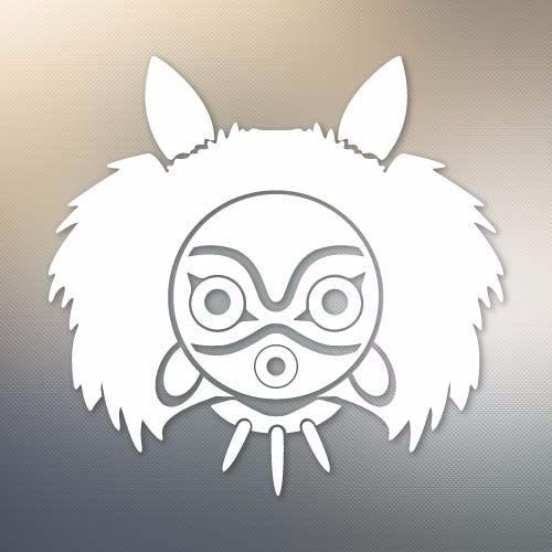 San Mask Princess Mononoke #856