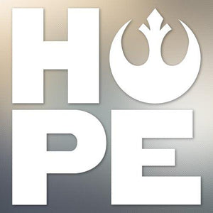 Rebel Hope Star Wars #862