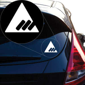 New Monarchy Vinyl Decal Sticker # 925