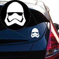 Captain Phasma Star Wars Decal Sticker for Car Window, Laptop and More # 937