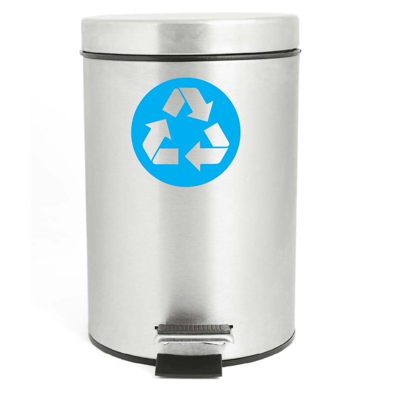 Recycle Decal Sticker for Car Window, Laptop and More. # 1035