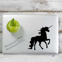 Unicorn Decal Sticker for Car Window, Laptop and More. # 1062