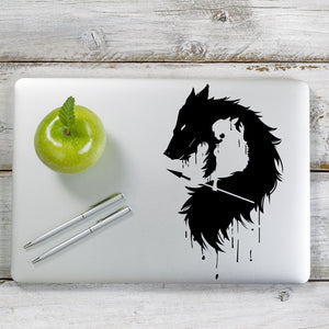 Princess Mononoke Decal Sticker for Car Window, Laptop and More. # 1149