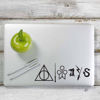 Always Harry Potter Decal Sticker for Car Window, Laptop and More # 996