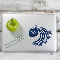 Aquarius Decal Sticker for Car Window, Laptop and More. # 1133