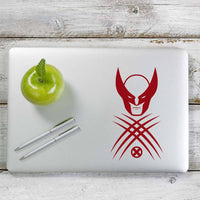 Wolverine X Men Decal Sticker for Car Window, Laptop and More. # 1014