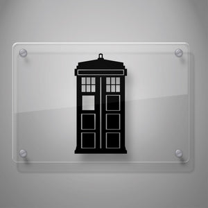 Tardis inspired Doctor Who #531