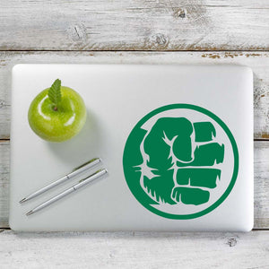 Incredible Hulk Avenger Decal Sticker for Car Window, Laptop and More. # 1122