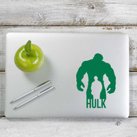 Incredible Hulk Avenger Decal Sticker for Car Window, Laptop and More. # 1041