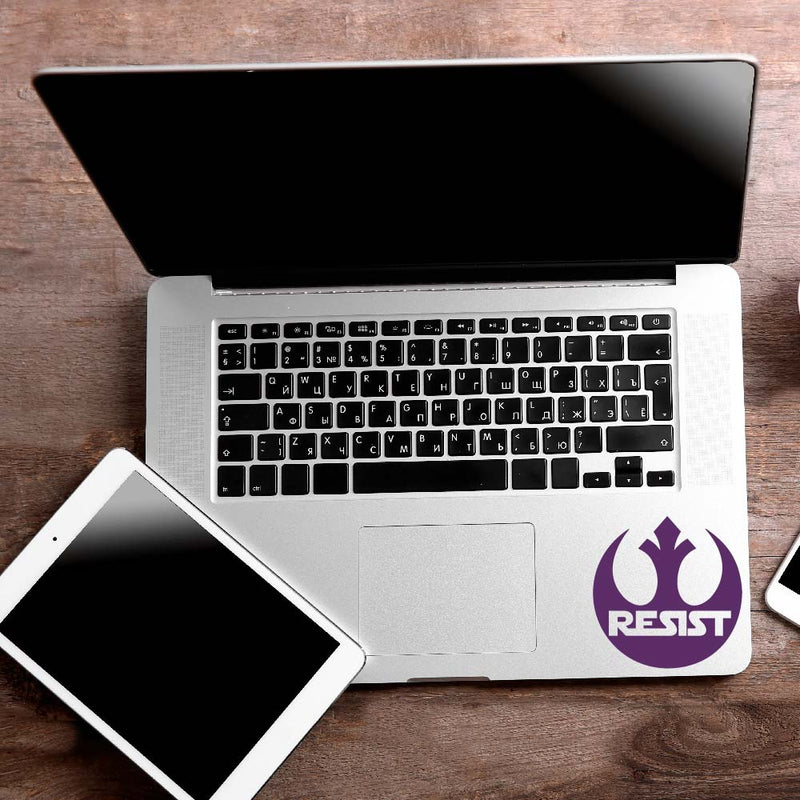 Rebel Alliance Resist Star Wars inspired Decal Sticker for Car Window, Laptop and More. # 1053