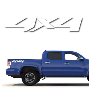 4x4 4 by 4 Decal Sticker for Car Window, Laptop and More # 989