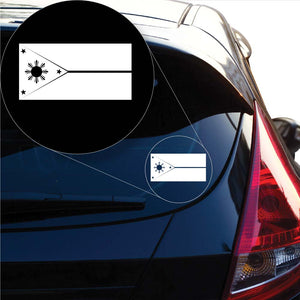 Philippine Flag Filipino Pinoy Pinay Decal Sticker for Car Window, Laptop and More. # 1116
