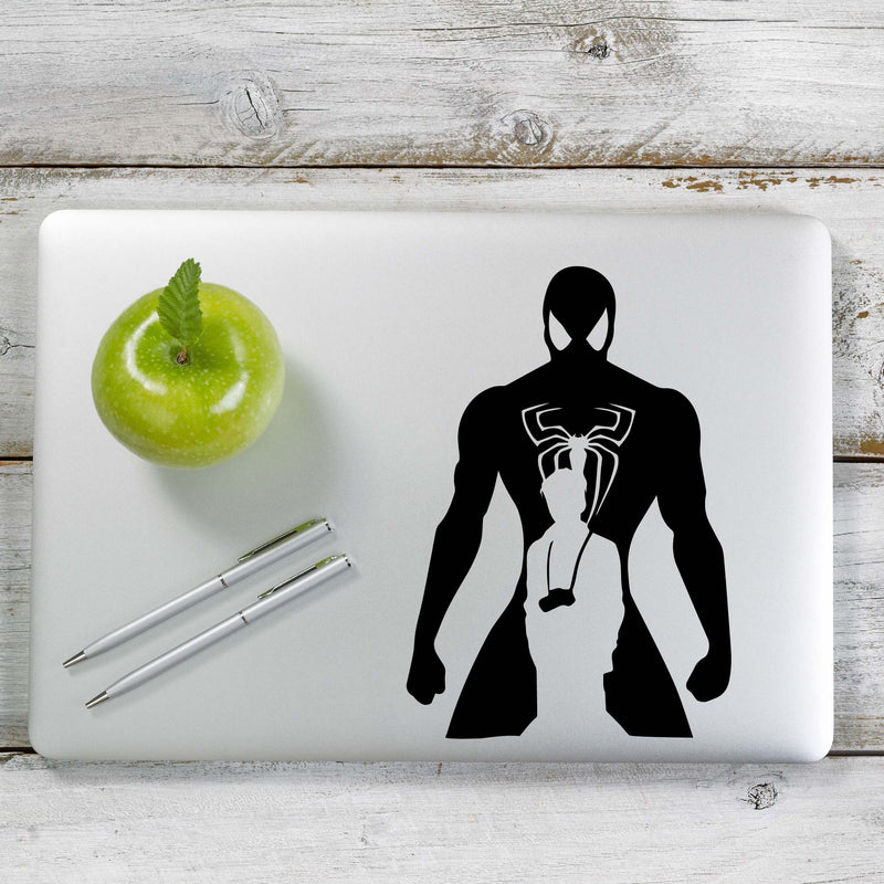 Spider Man Decal Sticker for Car Window, Laptop and More. # 1200