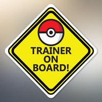 Pokemon Trainer on Board #bn5