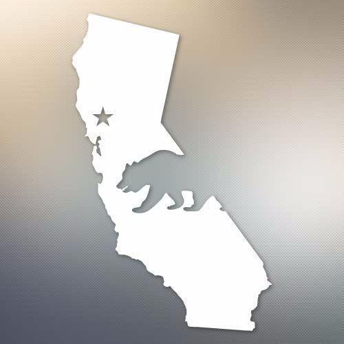 California Bear State #955