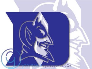 Duke Blue Devils #588