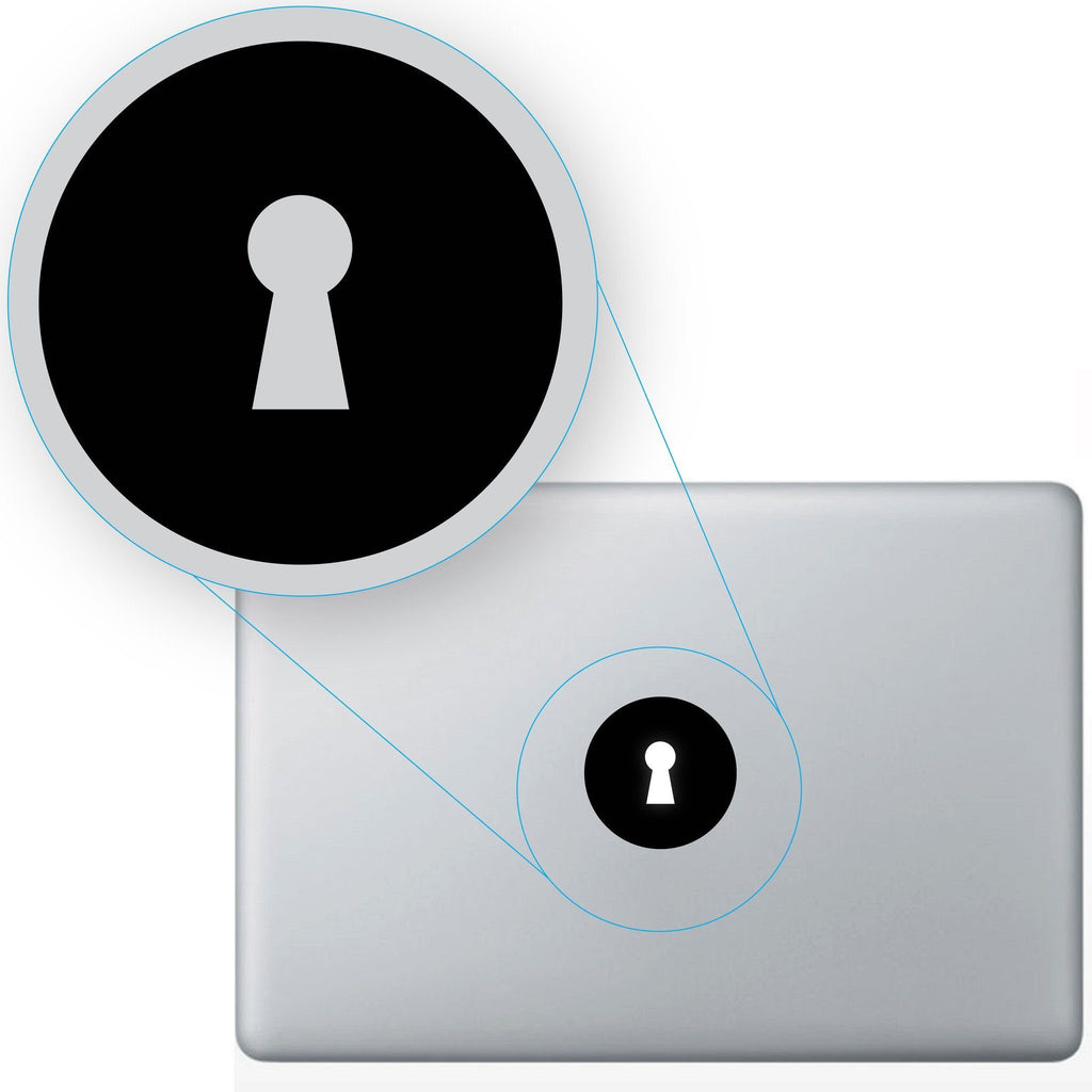 Key Hole Macbook 647