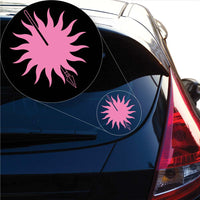 House Martell Game of Thrones Decal Sticker for Car Window, Laptop and More. # 1031