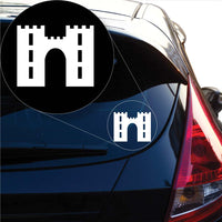 House Frey Game of Thrones Decal Sticker for Car Window, Laptop and More. # 1029