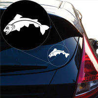House Tully Game of Thrones Decal Sticker for Car Window, Laptop and More. # 1030
