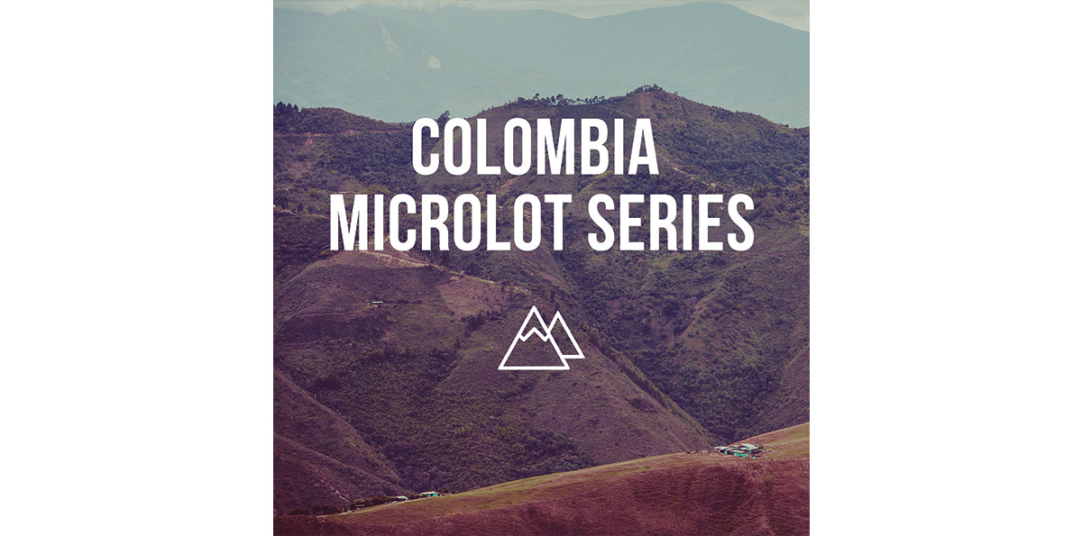 Colombia Microlot Series