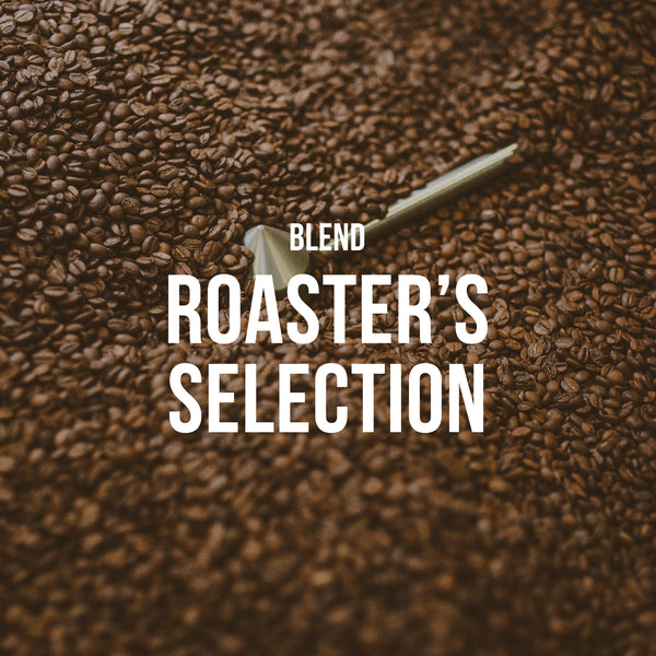 Roaster's Selection | Blend <br> 3 BAGS / MONTHLY / 12 MONTHS - Irving Farm Coffee Roasters