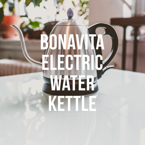 Bonavita Electric Water Kettle - Irving Farm Coffee Roasters