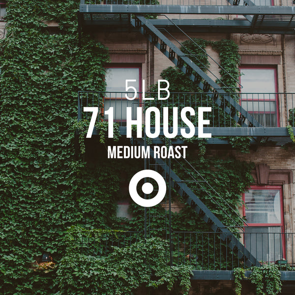 Bulk | 71 House Medium Roast - Irving Farm Coffee Roasters