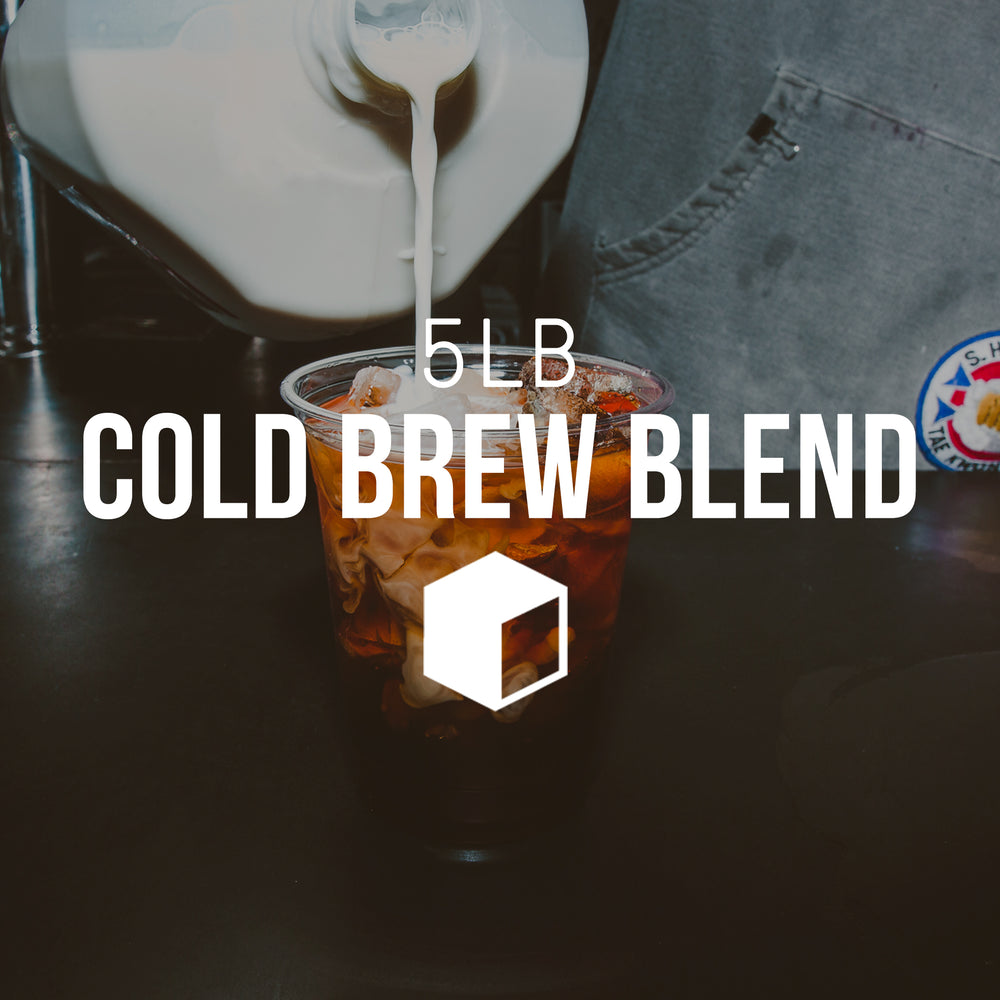 Bulk | Cold Brew Blend - Irving Farm Coffee Roasters