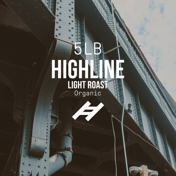 Bulk | Highline Light Roast | Organic - Irving Farm Coffee Roasters