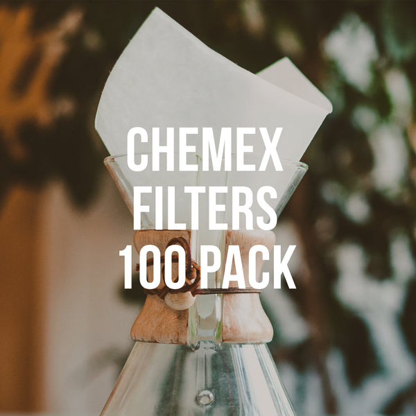Chemex Filter Squares, 100 Pack - Irving Farm Coffee Roasters