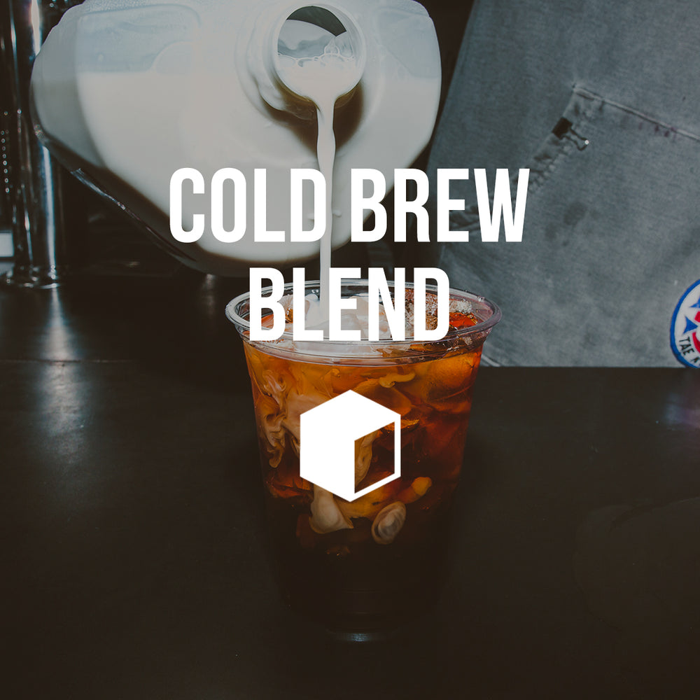 Cold Brew Blend - Irving Farm Coffee Roasters