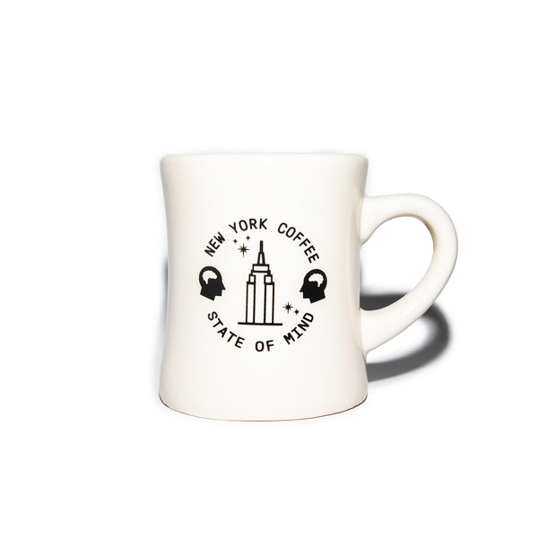NY State Of Mind Mug - Irving Farm Coffee Roasters