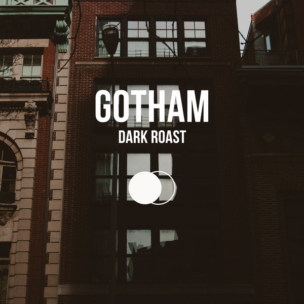 Gotham | Dark Roast <br> 3 BAGS / MONTHLY / 3 MONTHS - Irving Farm Coffee Roasters